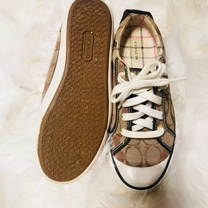 Coach Sneakers 6.5